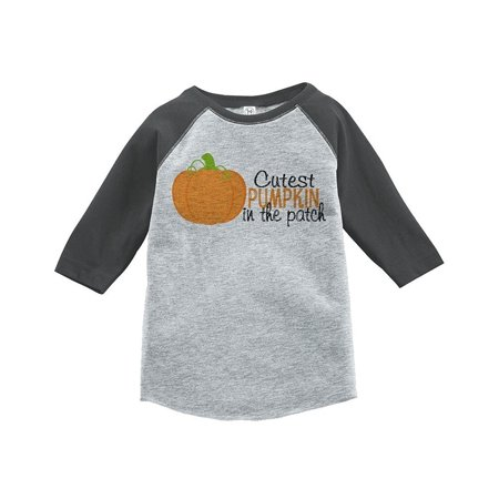 Custom Party Shop Youth Cutest Pumpkin Halloween Shirt - XL (18-20) T-shirt