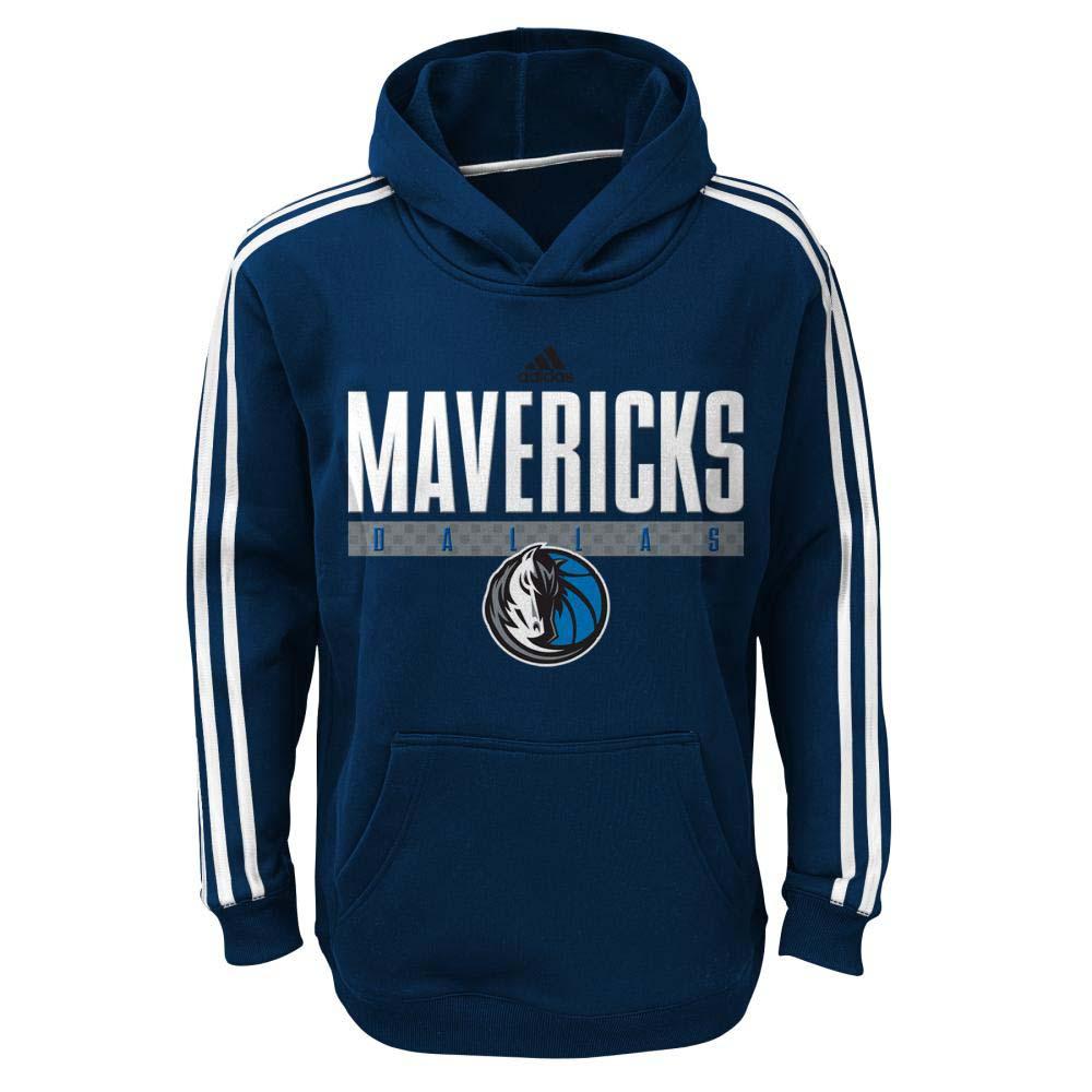 Dallas Mavericks Youth Tip Off Playbook Hoodie (Navy)
