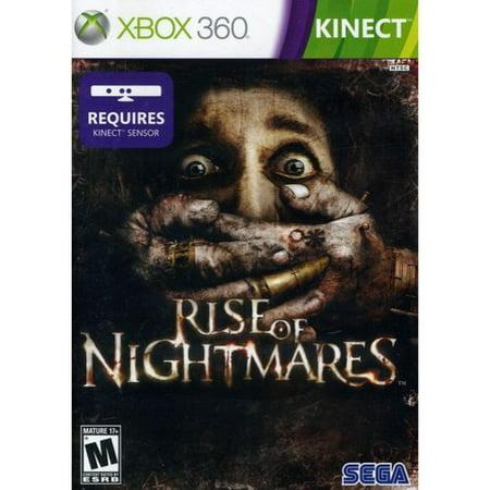 Rise of Nightmares (Xbox 360) SEGA, 10086680461