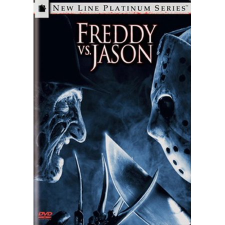 Freddy Vs. Jason (DVD) - Friday The 13 Vs Halloween