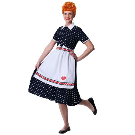 I Love Lucy Dog Costume (Women's Plus Size I Love Lucy Lucy)