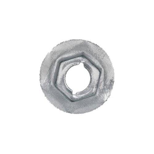 "K Tool International DYN-6268RX Thread Cutting Nuts 7/8"" Flange Zinc, Size: 5/16"", Size: 1/2"", Length Or Range:, Qty: 4, Other:"