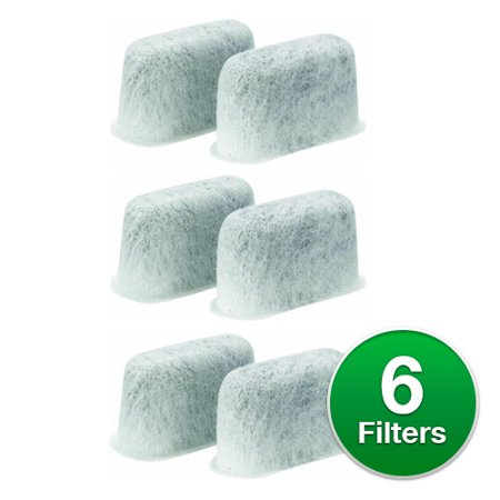Replacement for Keurig K-Select Classic Series Charcoal Coffee Water (Shaped Coffee Filters)