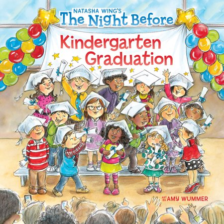 The Night Before Kindergarten Graduation - Night Before Halloween Book