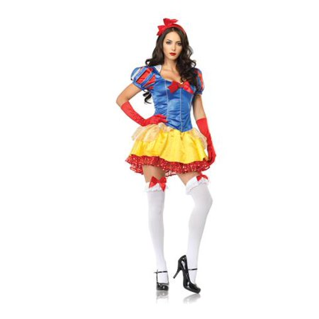 Snow White Med-Large Adult - Pam Beesly Halloween
