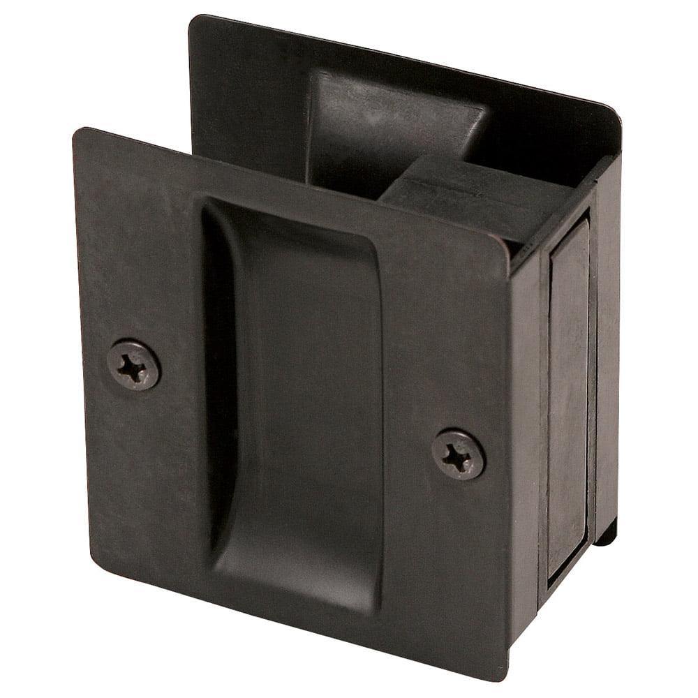 Design House 202820 Pocket Door Passage, Oil Rubbed Bronze