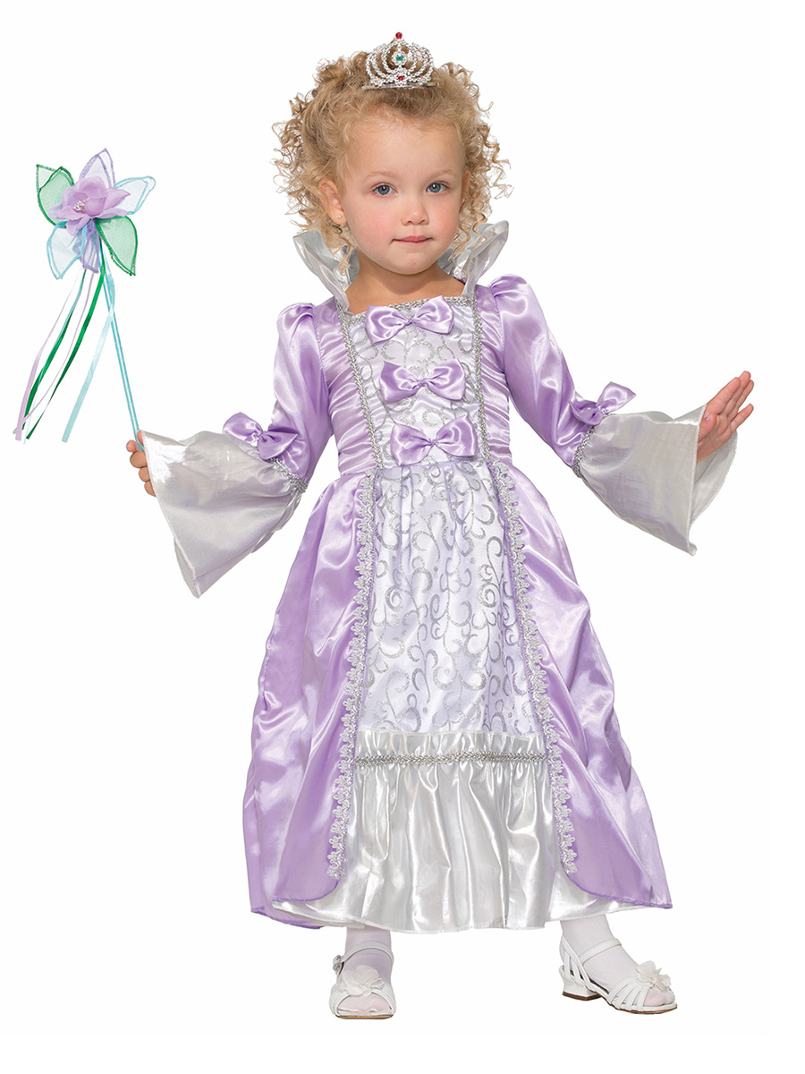 Princess Olivia Orchid Costume for Toddler  sc 1 st  Walmart & Toddler Princess Costumes