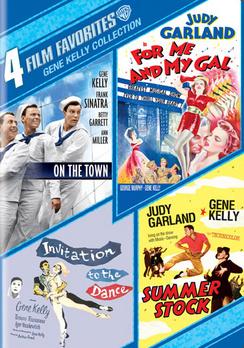 4 Film Favorites: Gene Kelly Collection (DVD) by Ingram Entertainment