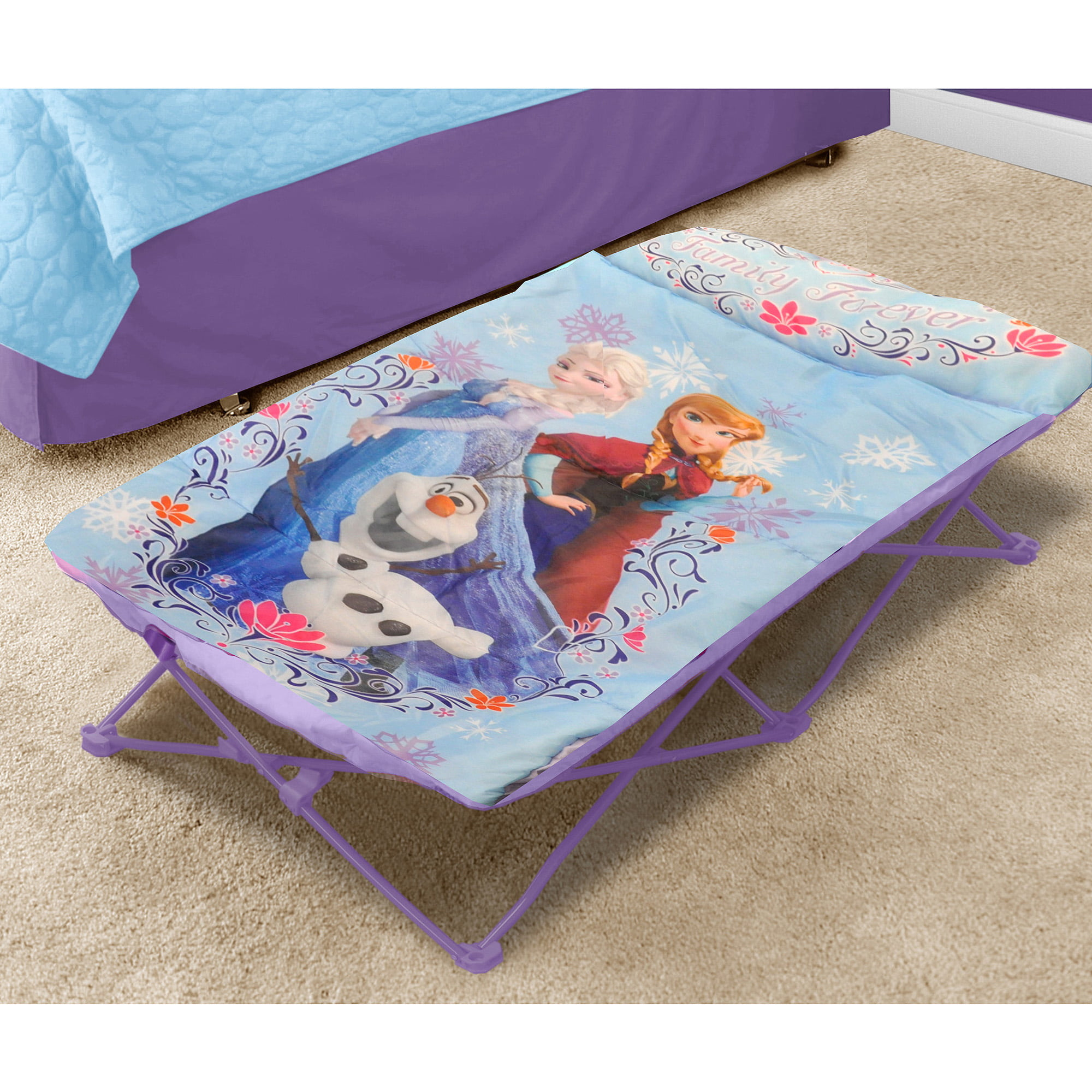 Frozen Portable Travel Bed