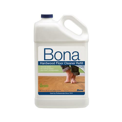 Bonakemi WM700056001 Hardwood Floor Cleaner Refill 160oz