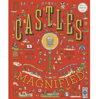 Castles Magnified : With a 3x Magnifying Glass!