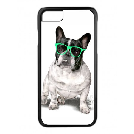 French Bulldog in Glasses Design Black Rubber Case for the Apple iPhone 6 / iPhone 6s - iPhone 6 Accessories - iPhone 6s Accessories Case Dimensions (case length:) iphone 6s 5.5 inch case - iphone 6 5.5 inch case ; Case Dimensions (for iPhone with the following size screen:) iphone 6 4.7 case - iphone 6s 4.7 case ; This Apple iPhone 6 Case -  iPhone 6s is made of a durable rubber. TPU slim iPhone 6 Thin Case - iPhone 6s Thin Phone Case ; Black appleiphone6 case - 6s iphone case ; Bumper style iphone six case - iphone six s case ; These apple iphone 6 accessories - apple iphone 6s accessories feature a vibrant and everlasting flat printed image design. Beautiful, protective, essential and fun apple iphone 6 case - iphone 6s iphone case ; iphone 6s kids case - apple iphone 6 kids case - iphone 6 case for girls - iphone 6s case for girls - iphone 6 case for boys - iphone 6s kids case boys - iphone six case for teens - iphone 6s accessories for women and men