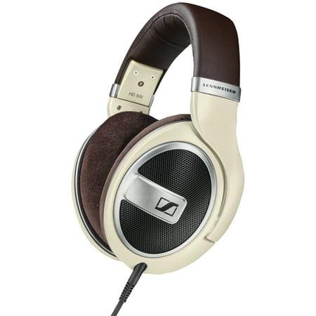 Sennheiser 506831 HD 599 Over-Ear Headphones (Best Sennheiser Headphones For Mixing)
