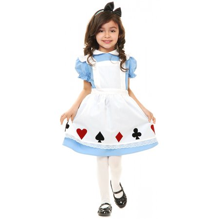 Storybook Alice Toddler Costume -