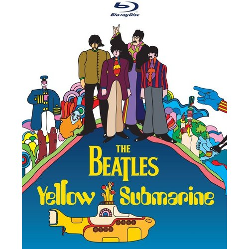Yellow Submarine (Music Blu-ray)