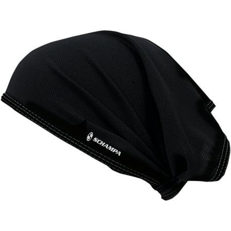 Schampa Cool Skin (SCHAMPA & DIRT SKINS Doo-Z Headwraps   Coolskin Black/Grey DZ015-02 )
