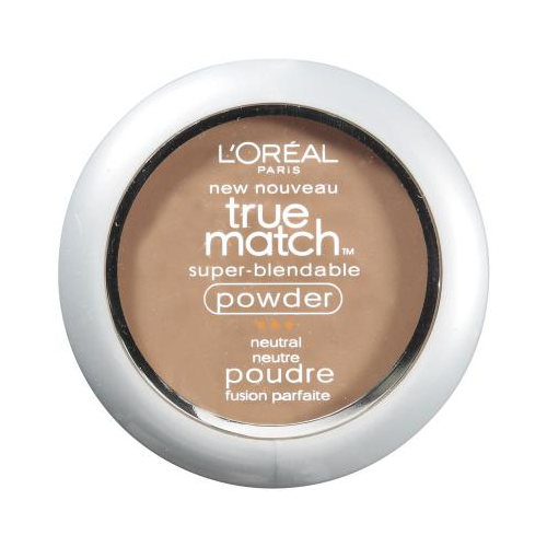L'Oreal Paris True Match Powder, Honey Beige, 0.33 Ounces