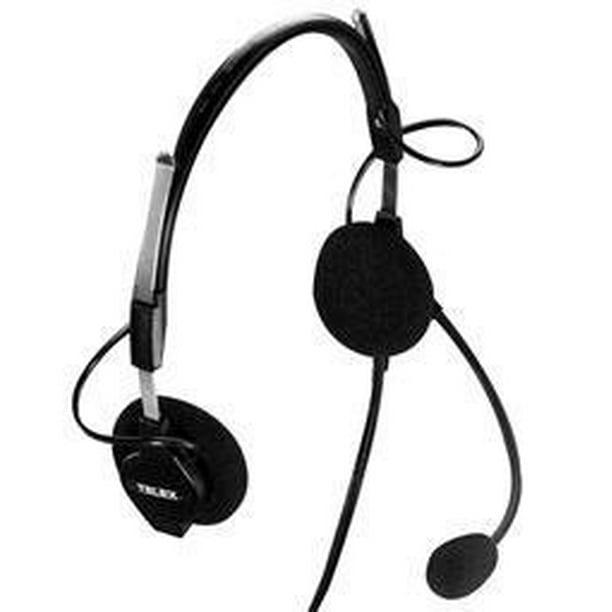 Telex Airman 750 aviation headset - Walmart.com - Walmart.com