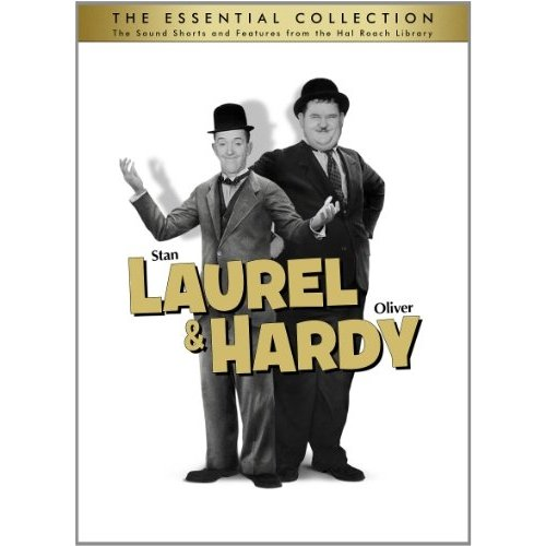 Laurel & Hardy: The Essential Collection (Full Frame)