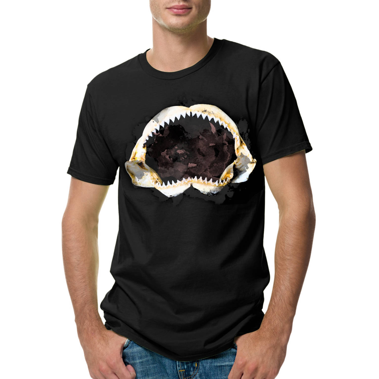 Hanes Big Men's Lightweight Graphic Tee - Vintage Cali Collection