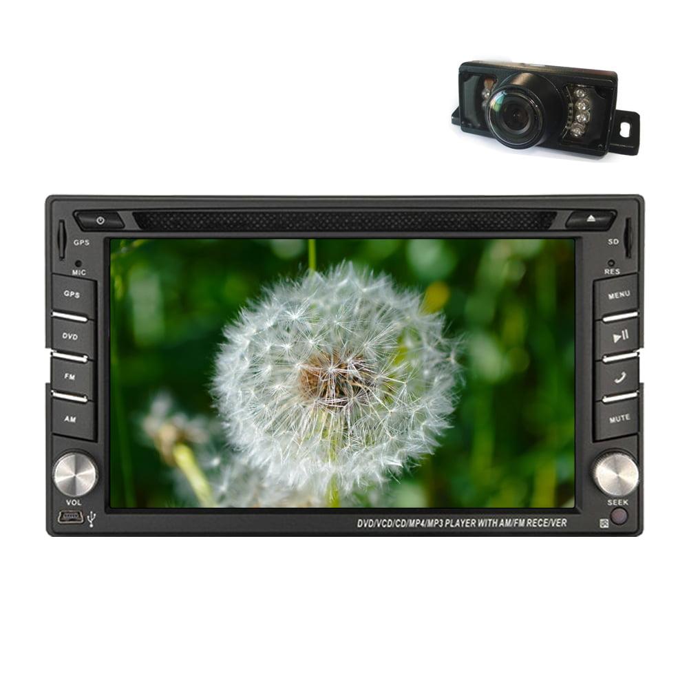 Gps Navigation Sd Video Pc System Radio Receiver Car Stereo Road Gear 1 Amplifier Head Cabinet Hitam Autoradio Fm Am Audio Usb 2 Din Dvd Player In Dash Unit Bt Sub Amp Camera