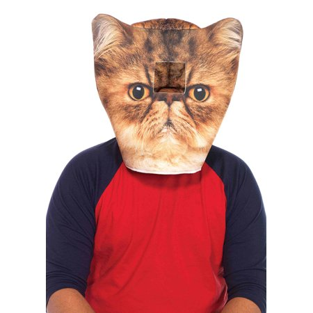 angry cat mask](Angry Baby Mask)