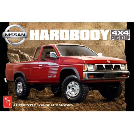 1993 Pick (1993 Nissan Hardbody 4x4 Pick Up Truck, Made by AMT; AMT is a United States based company; parts are sourced from Global producers By AMT )