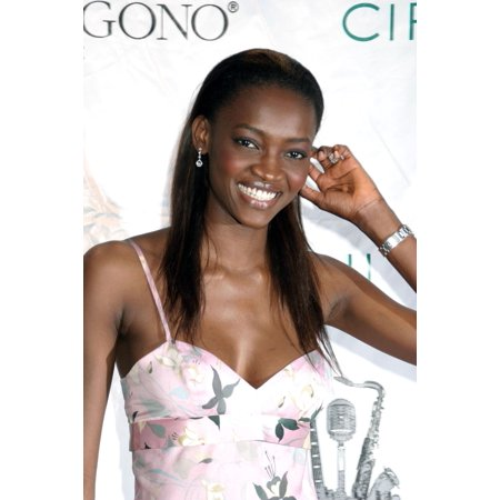 Oluchi At Arrivals For Cipriani Wall Street Concert Series With Alicia Keys CiprianiS Wall Street New York Ny June 23 2005 Photo By Rob RichEverett Collection