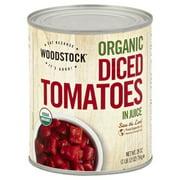 Woodstock Woodstock Organic Diced Tomatoes, 28 oz