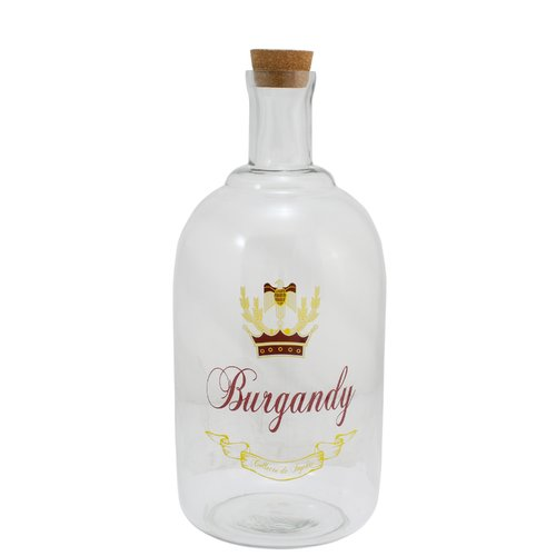 Darby Home Co Crown Glass Decorative Bottle by