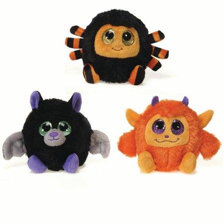 Fiesta Lubby Cubbies Halloween Monsters 3.5