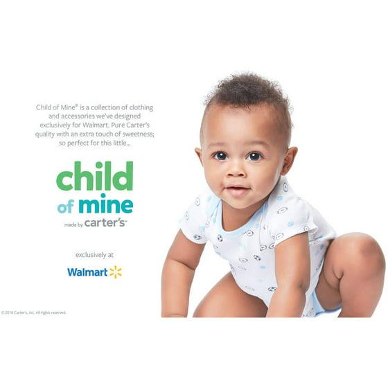 Carter S Child Of Mine Newborn Baby Boy Girl Or Unisex Long