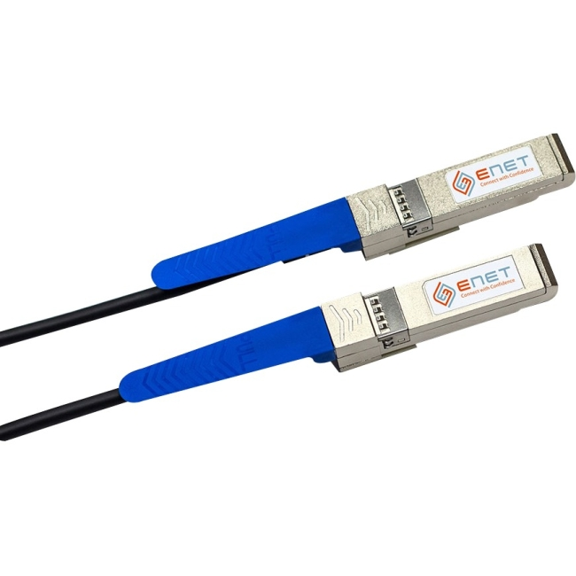 """ENET Compatible Ubiquiti Networks - Functionally Identical 10GBASE-CU SFP+ Direct-Attach Cable (DAC) Passive 1m - Programmed, Tested, and Supported in the USA, Lifetime Warranty"""""""