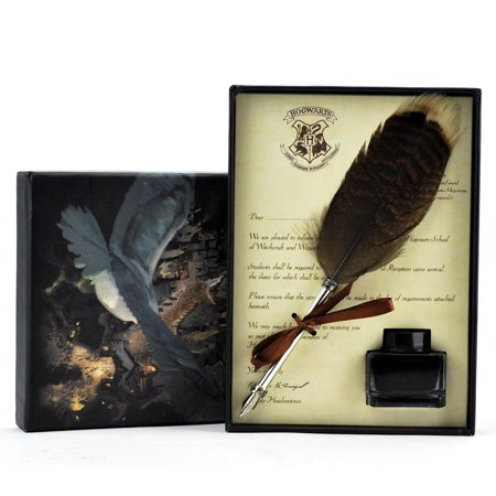 Potters Pen (Quill Pen And Ink Set, Luxury Harry Potter Pen Set With Ink)