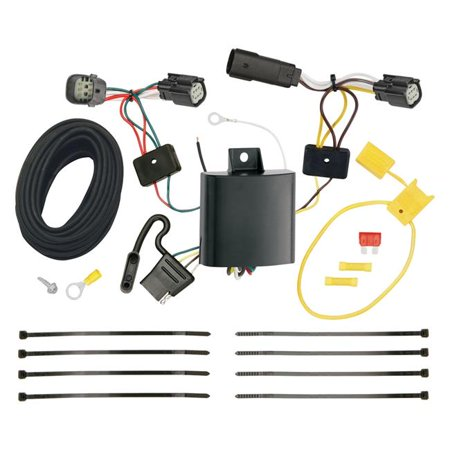 Cequent Performance 118674 Ford Focus Trailer Wiring Harness ...
