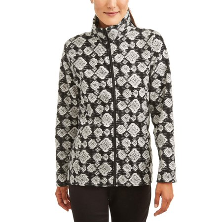 i5 Apparel Women's Cozy Polar Fleece Jacket (Outerwear)