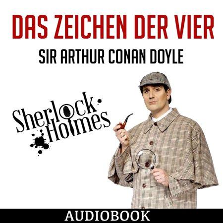 Sherlock Holmes: Das Zeichen der Vier - Audiobook (Video-spiel Zeichen)