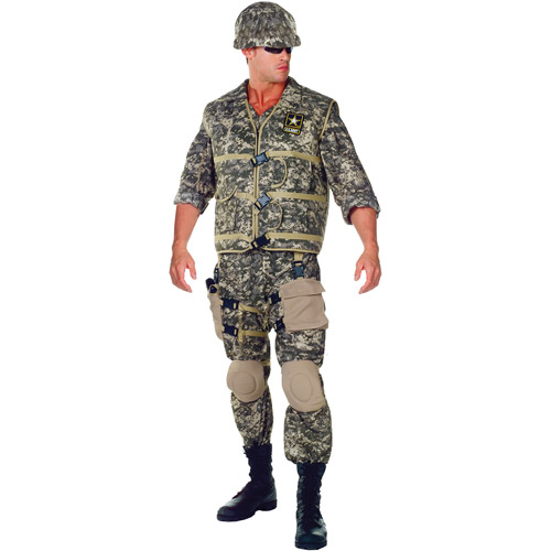 US Army Ranger Deluxe Halloween Costume