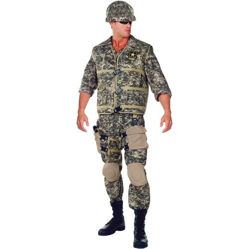 US Army Ranger Deluxe Halloween Costume