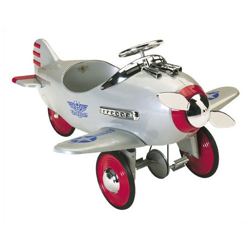 Airflow Collectibles Pursuit Pedal Airplane