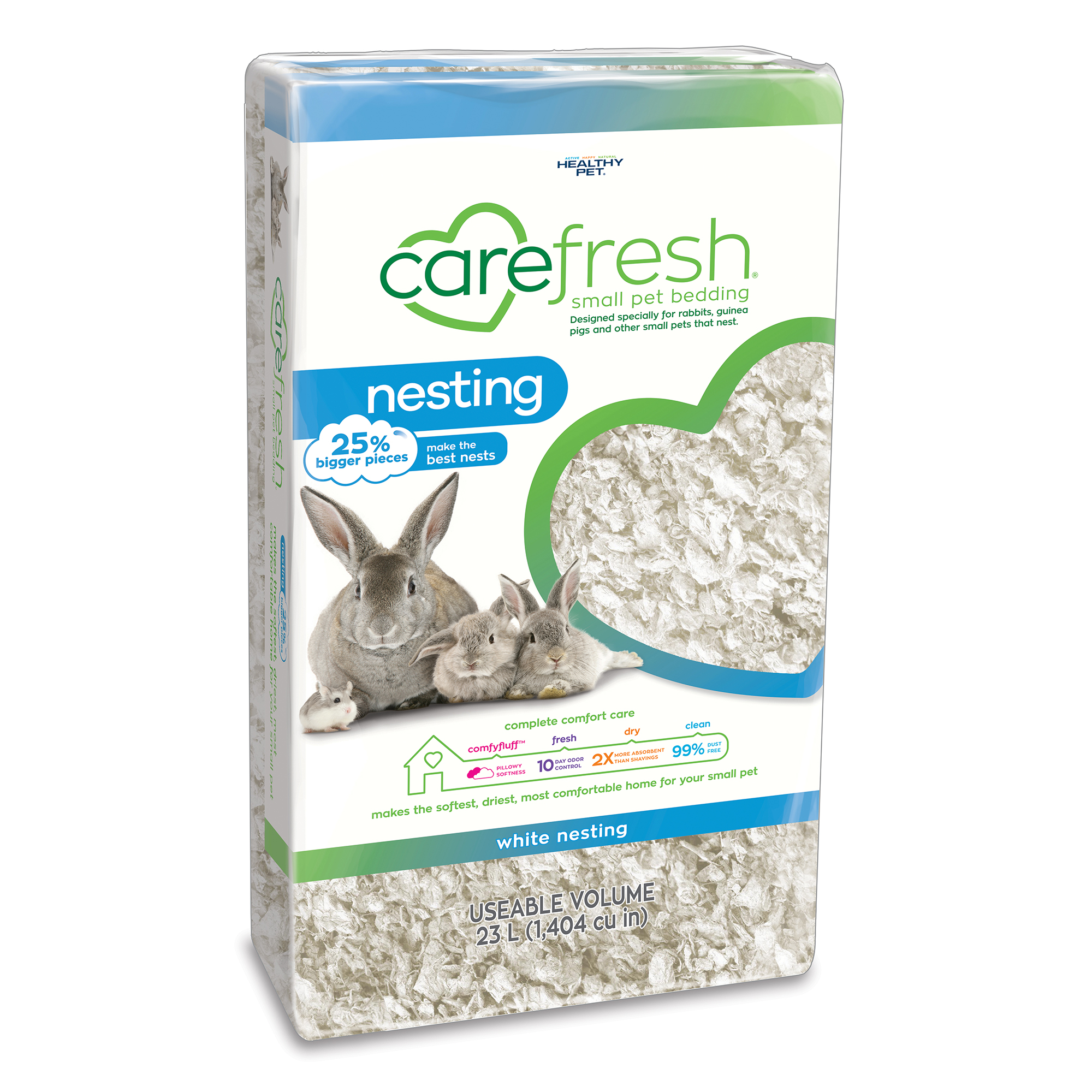 carefresh bedding 23l