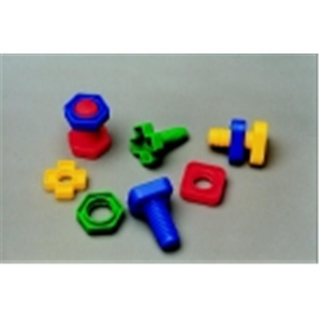 School Specialty Nut And Bolt Set