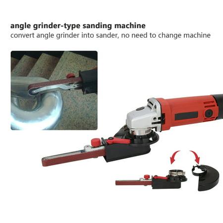 Abrasive Tools New Hot Air Belt Sander Sanding With Sanding Belt Pneumatic Tools For Woodworking Furniture