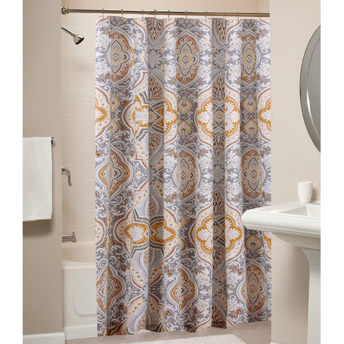 Greenland Home Fashions Valhalla Shower Curtain