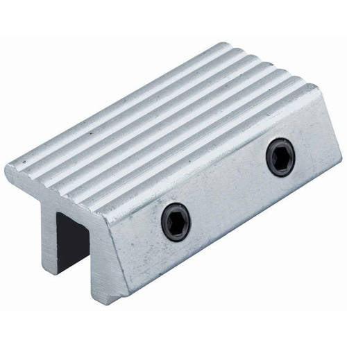 """Defender Security S 4034 Tamper-Resistant Patio Door Lock In Extruded Aluminum With Hex Screw, 2"""""""