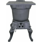 The Rancher Cast Iron Coal Only Cook Stove