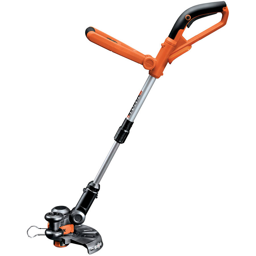 "Worx 10"" Cordless 20V Li-ion Grass Trimmer Edger, Bare Tool by Grass Trimmers"
