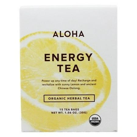 Image of Aloha Energy Tea 15 tea bags