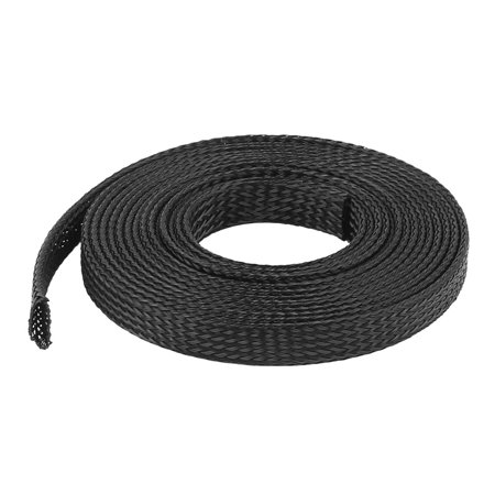 3 Meter Wire Splice - 10mm PET Cable Wire Wrap Expandable Braided Sleeving 3 Meter