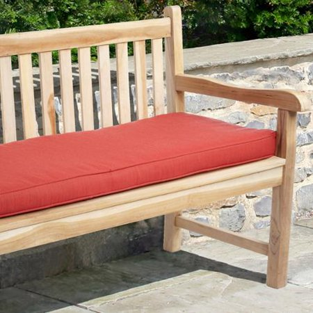 Mozaic Indoor Outdoor Textured Bright 60 Inch Bench